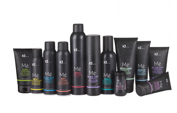 idHAIR Mé Structure Spray, 250ml