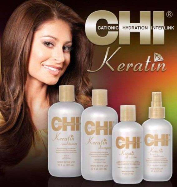 CHI Keratin Weightless Leave-In Conditioner, 177ml