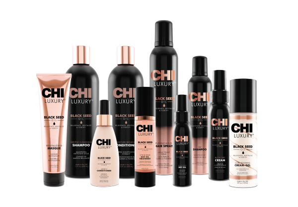 CHI Luxury Black Seed Dry Oil, 15ml