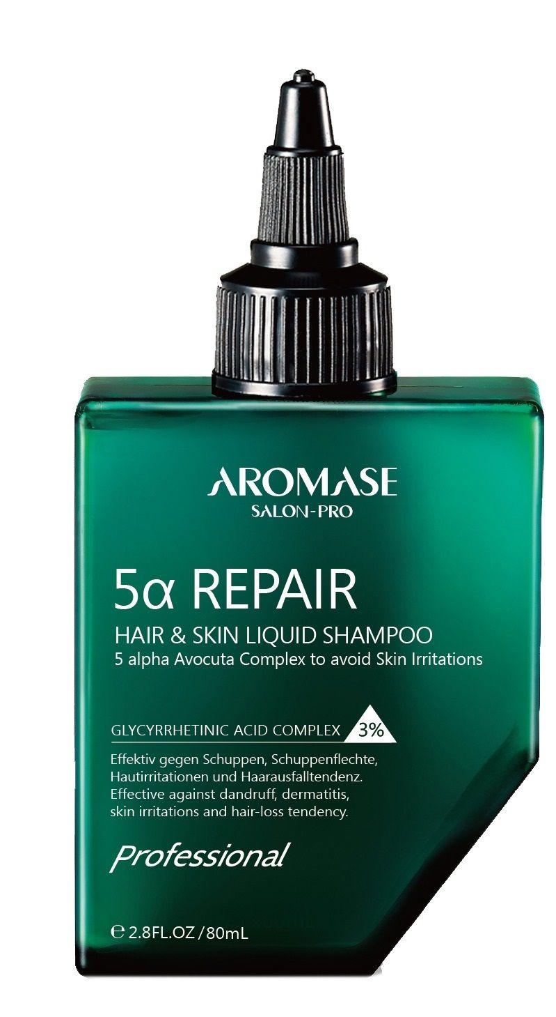 AROMASE 5 alpha Repair Liquid Shampoo