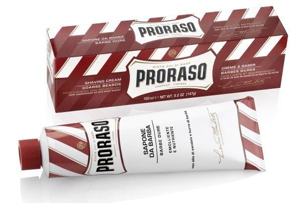 Friseur Produkte24, Proraso Rasiercreme Nourish Tube 150ml
