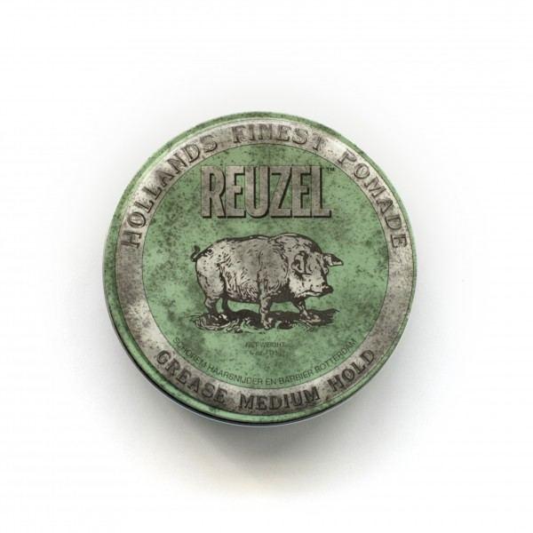 REUZEL Pomade green 113g + 35g