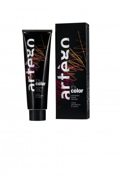 ARTÉGO IT`S COLOR Haarfarbe 7.6 Mittelblond Rot, 150ml