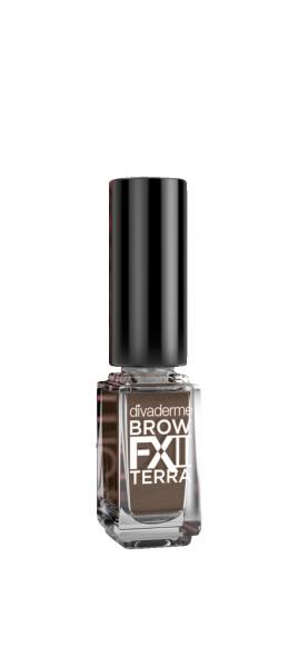 DIVADERME BROW FX II TERRA Ash Blonde, 4 ml