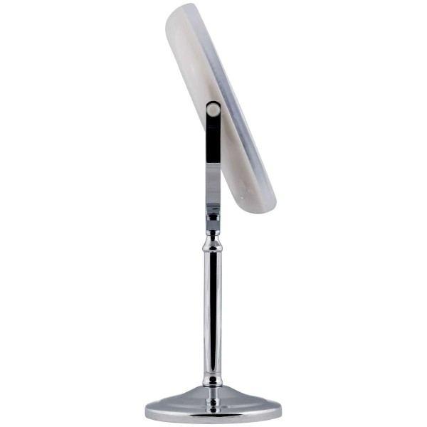 5-fach Vergrößerungsspiegel LED