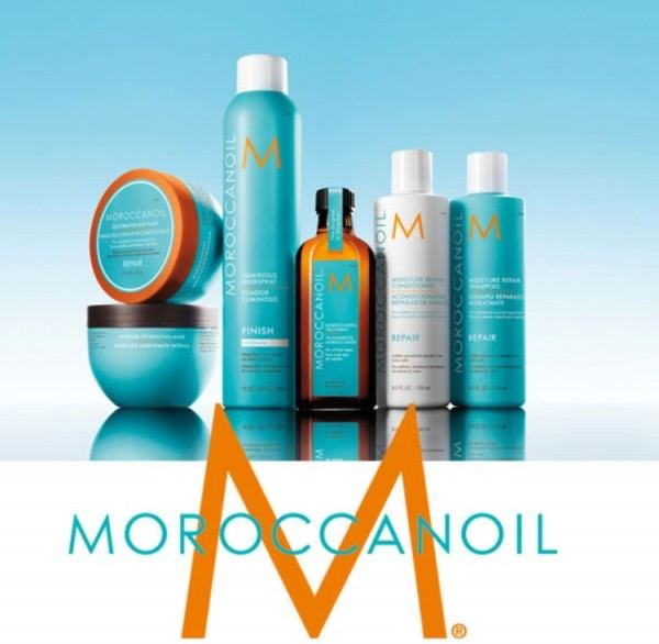 MOROCCANOIL Luminöses Haarspray Medium für alle Haartypen Doppelpack