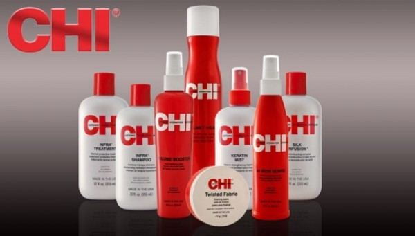 CHi 44 Iron Style & Stay Firm Hold Spray, 284g