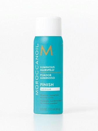 Friseur Produkte24 , Moroccanoil Luminöses Haarspray Medium Doppelpack