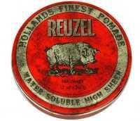 REUZEL Pomade red in 3 verschiedenen Größen
