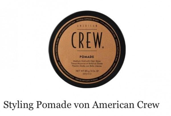 Friseur Produkte24 - American Crew Pomade