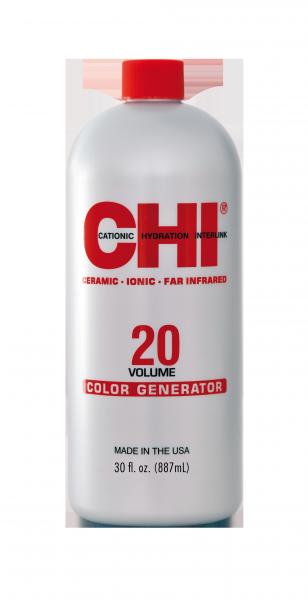 CHI Volume Color Generator, 20Vol., 6%, 296 ml