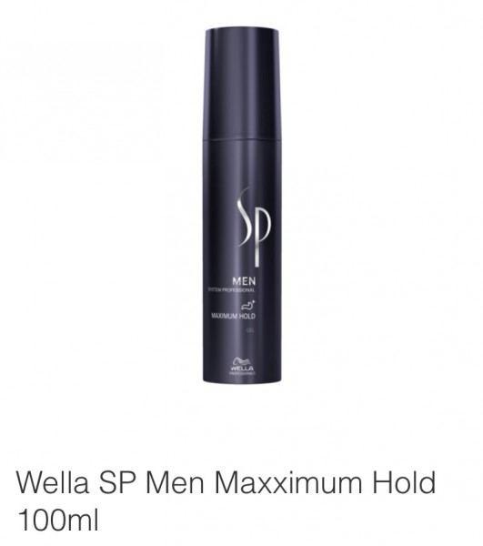 Friseur Produkte24 - Wella SP Men Maxximum Hold