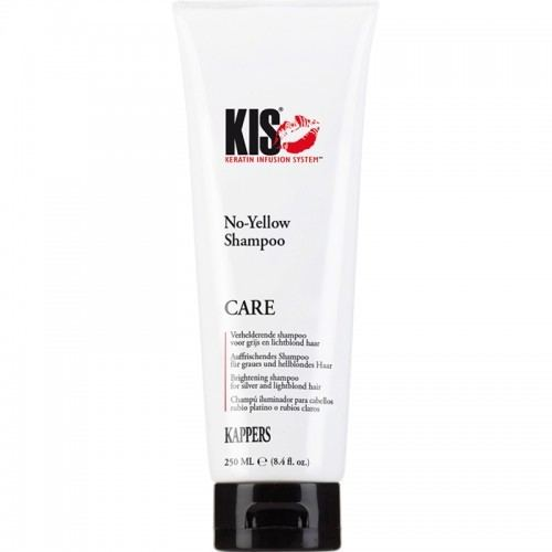 KIS Care No-Yellow Shampoo, 250 ml
