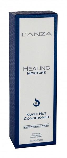 LANZA Healing Moisture Kukui Nut Conditioner, 250ml